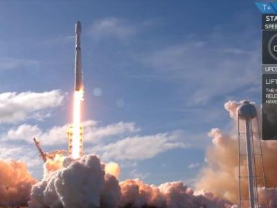 Elon Musk's SpaceX just launched the most powerful rocket on Earth today