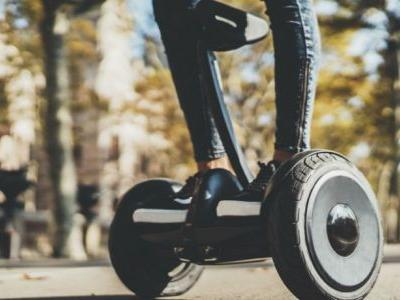 From Segway To Go-Kart, Convert Your Hoverboard To A Rideable With A Ninebot Kit