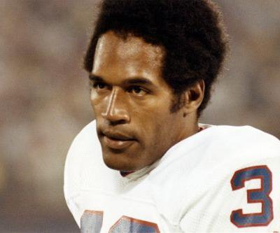 Bills give away O.J. Simpson's 32 jersey to Senorise Perry