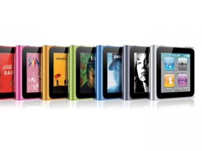 Apple moves sixth-generation iPod nano to obsolete status, dropping repair & service