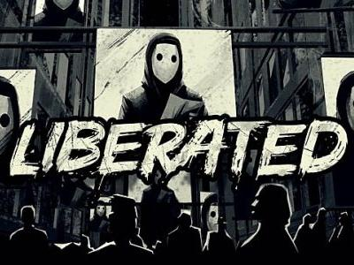 Liberated Review: Black and White Stealth, Comic Book Style