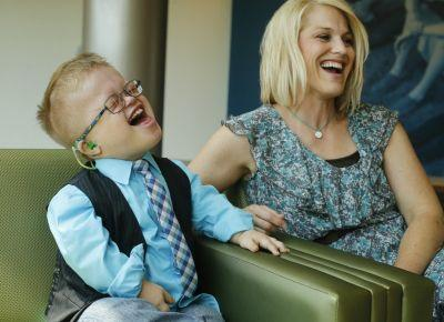 Akron Children's Hospital patient's family puts a face to health care debate during recent D.C. trip