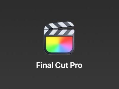 Apple releases updates for Final Cut Pro, iMovie, Motion, and Compressor for Mac