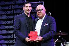 Henry Cardenas Saluted as Billboard Latin Power Player Executive of the Year
