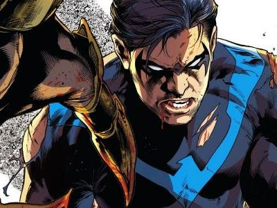 Nightwing Movie Will Feature Major Nod to Dick Grayson's Past