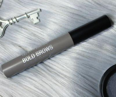 City Color Tinted Brow Gel In 'Taupe' | Review & Demo