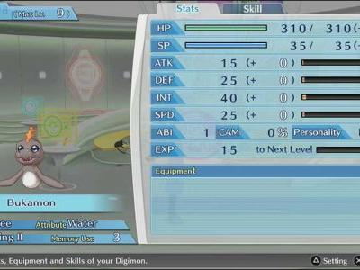 Why You Should DigiConvert At 200% And Not 100% In Digimon Story: Cyber Sleuth - Hackers Memory