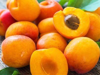 Apricot Benefits the Liver, Eyes & Digestive System