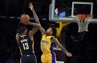 Lakers recap: Los Angeles pummels Pacers in much-needed win