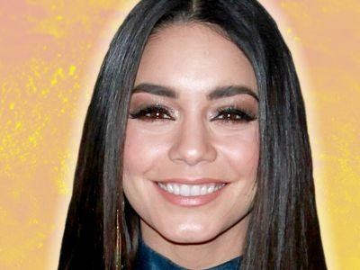 Vanessa Hudgens Just Chopped Off All Her Hair For Summer -Again