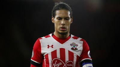 Liverpool target Van Dijk is not for sale this summer, reiterates Southampton chairman