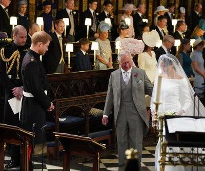 Thomas Markle's Interview About Harry & Meghan's Wedding Is So Emotional
