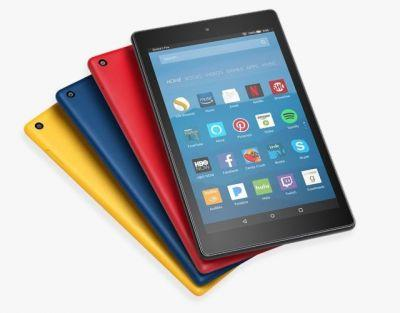 Amazon's new Fire HD 8 is priced at $80 and up