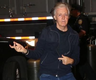 Paul McCartney's Grand Central concert wows commuters