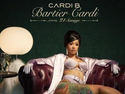 Cardi B Recruits 21 Savage For New Single 'Bartier Cardi'