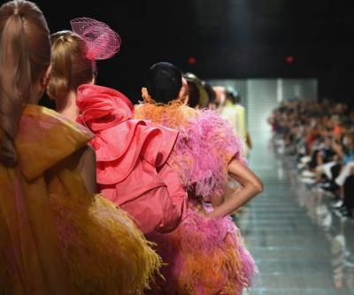 Marc Jacobs's Spring 2019 Show Was a Dramafest in Every Sense of the Word