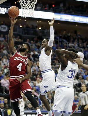 Rodriguez's 23 paces No. 22 Seton Hall past Indiana 84-68