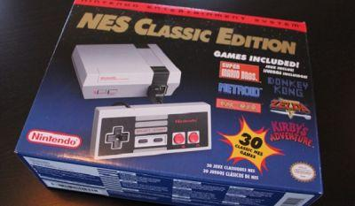 Two More Old-School Consoles Are Getting The NES Classic Treatment