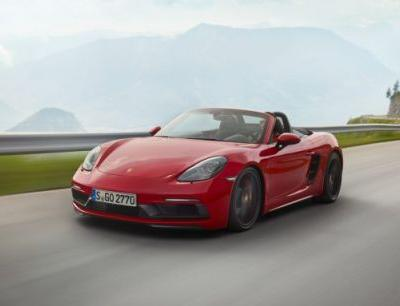 2018 Porsche 718 Boxster and Cayman GTS: More Power, Still No Six