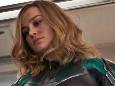 Trolls Are Already Targeting 'Captain Marvel' on Rotten Tomatoes
