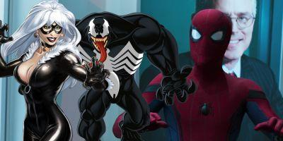Amy Pascal Says Venom, Silver Sable & Black Cat Are Not in the MCU