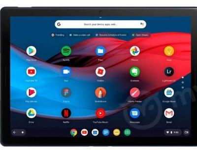 Google's Chrome OS tablet leaks in vivid detail