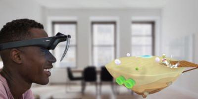 This strange contraption brings AR to your iPhone for $100