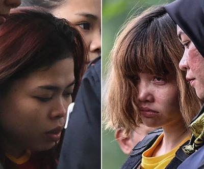 Video of fatal attack on Kim Jong Nam shown at trial