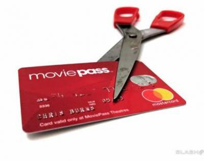 MoviePass security issue exposed thousands of customer credit cards