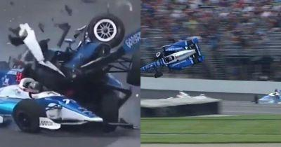 This Huge Shunt Just Took Place At The Indy 500