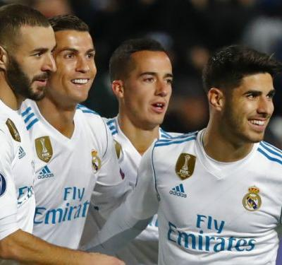 Real Madrid notch largest European away win in 39 years