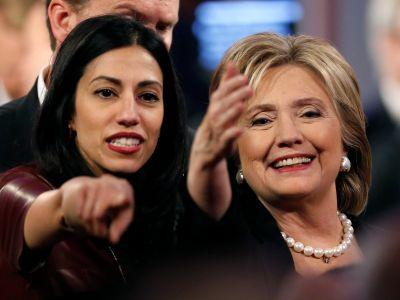 Meet Huma Abedin, the top Clinton aide now at the center of the email investigation