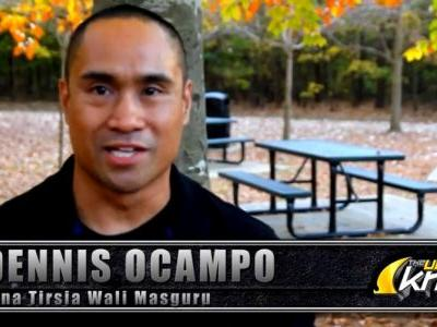 The Ultimate Knife / Karambit defense creator Dennis Ocampo joins REAL.video with amazing self-defense video series