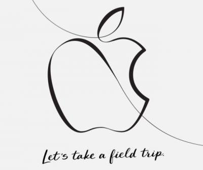 Apple is holding an education event on March 27 in Chicago