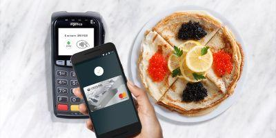 Google launches Android Pay in Russia, now available in 11 countries