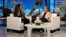 Naomi Osaka Tells Ellen DeGeneres What Serena Williams Whispered To Her