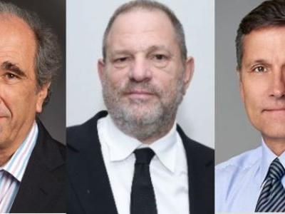 Were NBC Top Execs Andy Lack or Steve Burke Involved In Burying Harvey Weinstein Story?