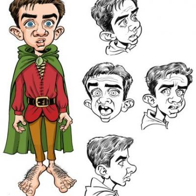 Monday Animated MADness: Malcolm in Middle Earth!