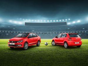Volkswagen Polo Ameo And Vento Sport Edition Launched