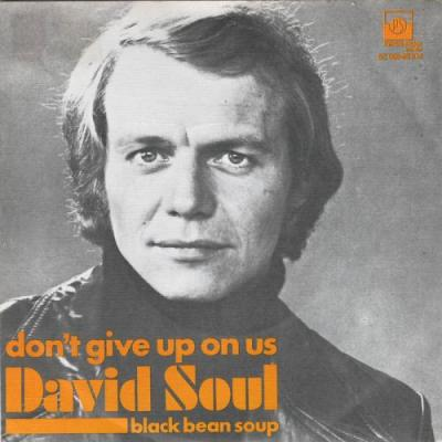 """The Number Ones: David Soul's """"Don't Give Up On Us"""""""