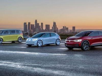 VW Trademarks 'I.D. Cruiser' And 'I.D. Freeler' Names For Its Upcoming EVs