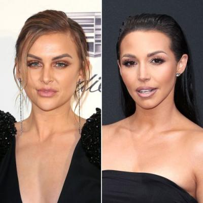 Pregnant Lala Kent Claps Back at 'Pump Rules' Costar Scheana Marie's Claims Amid Falling Out