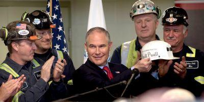 EPA head Pruitt spent $12,000 of taxpayer money traveling home this spring - but has yet to visit any of his regional offices