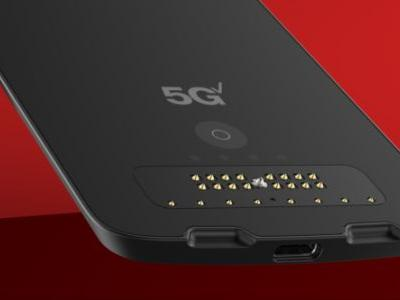 Two-Year Old Moto Z2 Force Gets 5G Through Moto Mod