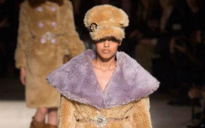 Miu Miu Is Here to Make Sure We All Look Funky and Fuzzy This Fall