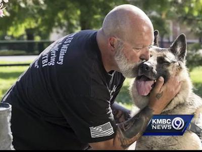 Woman takes pictures of veterans embracing life