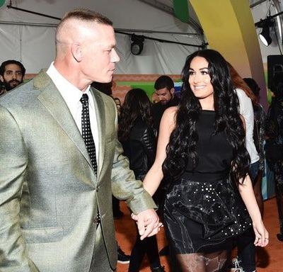 """Nikki Bella & John Cena Will Get Back Together """"With Time,"""" According To Bella Herself"""