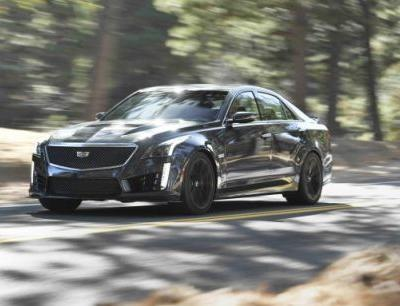 2018 Cadillac CTS-V Tested: Still Fast, Still Good