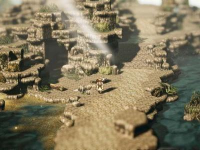 "Octopath Traveler's ""HD-2D"" Style Nomenclature Trademarked By Square Enix"