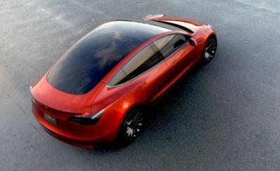Tesla's Musk Brags on Model 3, Gives More Details on Model Y and Semi